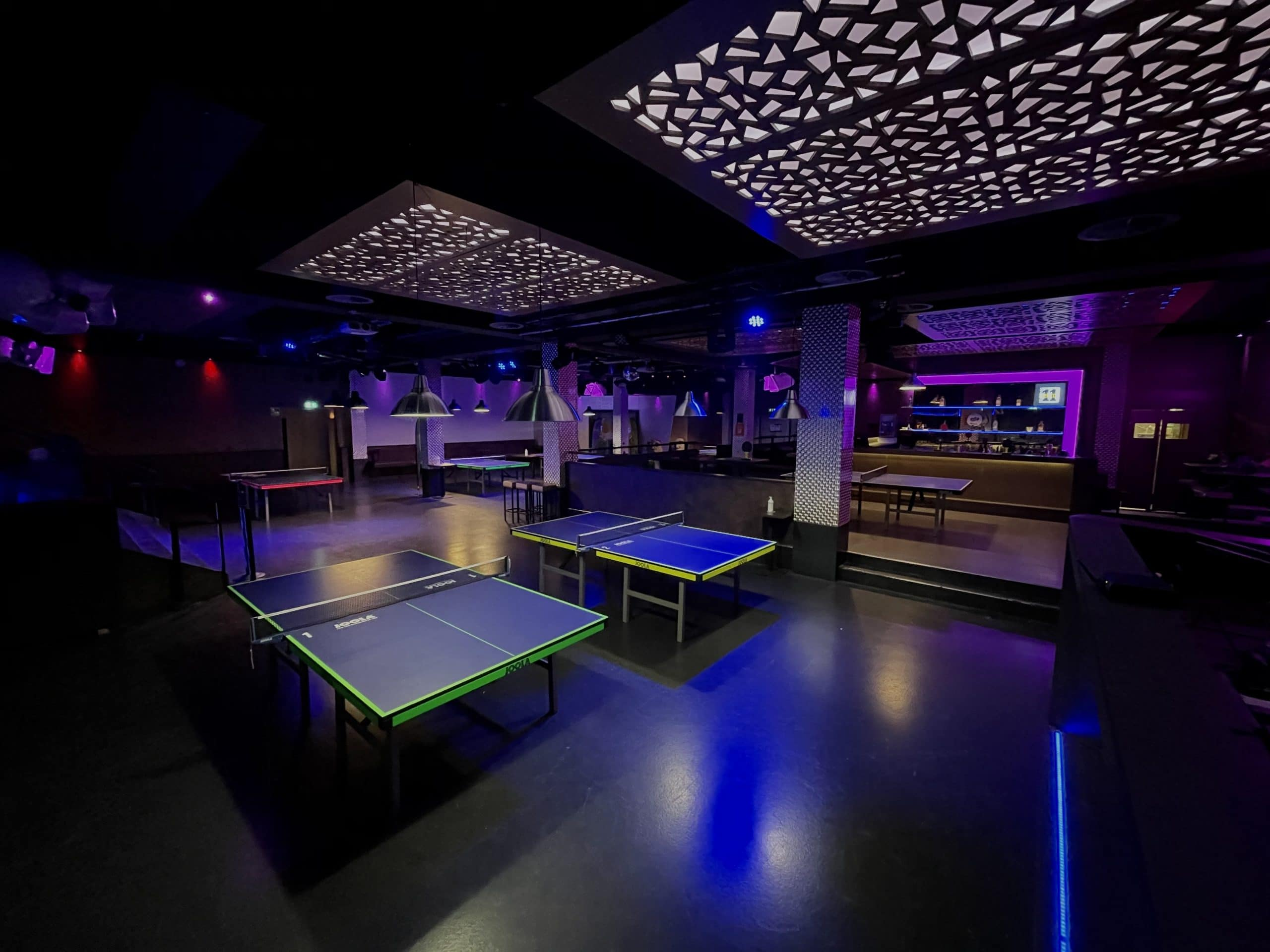 Ping Pong Lounge Zürich